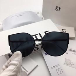 3e4d3a40d50 Free Ship Luxury Brand Top Quality Metal Full Frame Designer Sunglasses For  Women UV400 Protecton Mirror Sunglass with Packing V chameleon