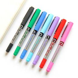 $enCountryForm.capitalKeyWord Australia - 1pcs Gorgeous Highlighter Pen Creative Ink Pen Marker For Kids Students Gift Novelty Item Korean Stationery School Supply