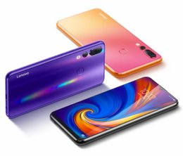 $enCountryForm.capitalKeyWord Australia - New Lenovo Z5s L78071 FZ5S smartphone 6.3 Inch Qualcomm SDM710 2.2GHz ZUI 10.0 16.0MP 8.0MP Three Camera 6GB RAM 64GB ROM Fingerprint ID OTG