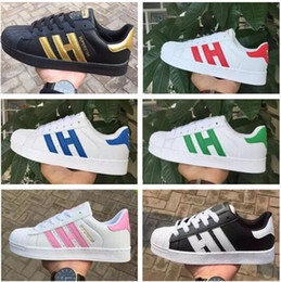 $enCountryForm.capitalKeyWord NZ - 2025 Brand discount prcie Men Women Flat bottom plate direct selling business colors superstar shoes casual shoes couple shoes