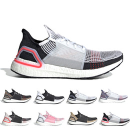 a9d1c578d2a90 Cloud White Black Ultra boost 2019 Ultraboost mens Running shoes Refract  Clear Brown Primeknit 4.0 sports trainer men women sneakers 36-45