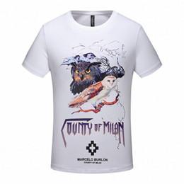 4146705aeb1 Cheap Breathable T Shirts Australia - Wholesale Fashion Breathable Men s T- Shirts Cheap Price Owls