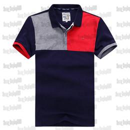 Venta al por mayor de 2019 Nuevo Eden park Summer Best Short Short Polo para hombre Diseño de moda de buena calidad Tamaño M L XL XXL
