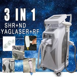 best hair for face 2019 - Best selling Multifuctional ipl laser hair removal machine for OPT Hair Removal rf face lifting nd yag laser tattoo remo