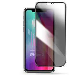 $enCountryForm.capitalKeyWord Australia - 10D Anti-glare Anti-Scratch Cell Phone Screen Protectors Full Screen Coverage Bare Metal Feel Tempered Full Screen Film High Quality