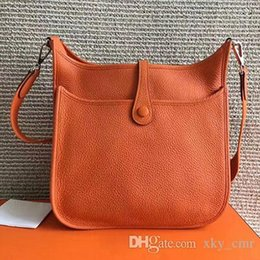 genuine leather price NZ - excellent quality crossbody bag genuine leather brand designer shoulder bag for women best price cowhide leather women messenger bag