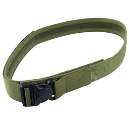 $enCountryForm.capitalKeyWord UK - Men's Tactical Outdoor Belt Load Bearing Nylon Duty Web Belt Airsoft Shooting Military Waist Support Hunting Accessories Gear #180253