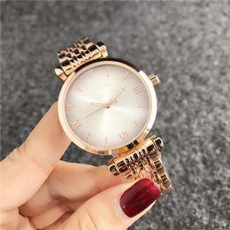 Wrist Watches Logos Australia - Luxury designer design leisure fashion small dial women's fantasy wrist watch, brand logo Arma