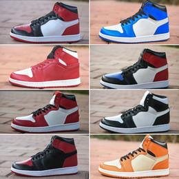 $enCountryForm.capitalKeyWord Australia - Fashion mens womensshoes Youth Athletic Retro j1 designer shoes for Boy casual shoes Free Shipping size 36-45