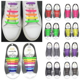 lazy laces Australia - Lazy shoe lace buckle fashion T-sneaker silicone shoe lace adult children's environmental protection loose tight
