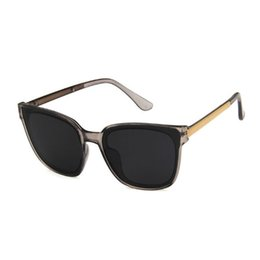 Unique Sunglasses Brands Australia - 2019 sunglasses ladies men's brand designer metal frame unique hexagonal plane lens coating uv400 sunglasses goggles to send boxes wholesale