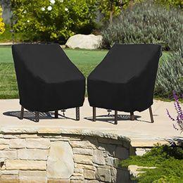 $enCountryForm.capitalKeyWord Australia - Outdoor Waterproof Cover Garden Furniture Rain Cover Chair Sofa Protection Rain Dustproof Dining Chairs