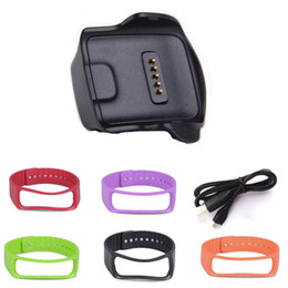 gear fit bracelet Australia - 3 In1 COMLYO Replace Wristband Watch Bands For Samsung Gear Fit R350 Strap + USB Cable Charger Bracelet for gear fit r350 Band