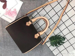 Card Making Christmas Australia - 2019 Classic women brown canvas bag closed heart make oblique cross leather clutch bag