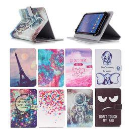 $enCountryForm.capitalKeyWord Australia - Universal 10 inch Tablet Case for Sony Xperia Tablet Z LTE kickstand PU Flip Cover Case for Sony Xperia Tablet Z SGP311 SGP312