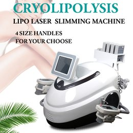 Lipo Slim Laser Machine Prices Australia - Factory price Cryolipolysis Fat Freezing Slimming Machine vacuum slimming lipo laser weight loss machines ce approved