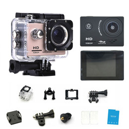 "Discount mini dv sports camcorder - 2019 Hot Sale Action Camera HD 1080P 2.0"" LCD Screen Sports Video Camcorder DVR DV go Waterproof pro Camera Mini Sp"