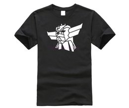 $enCountryForm.capitalKeyWord Australia - Goldorak UFO Robot Grendizer T-Shirt Costume Short Sleeves Purified Cotton Tees Crew Neck T Shirts