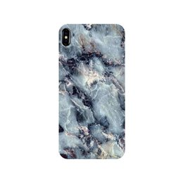 $enCountryForm.capitalKeyWord Australia - 2019 Glossy Marble Case For iPhone X Stone Image Pattern Cases Soft IMD Silicon Back Cover For iPhoneX 8 7 6 6S Plus