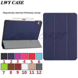 $enCountryForm.capitalKeyWord NZ - For Apple iPad Pro 11 11.0 inch Luxury Ultra Slim Magnetic Smart Flip Leather Case Auto wake up sleep Tablet Cover