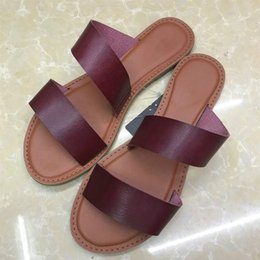 $enCountryForm.capitalKeyWord Australia - Women Sandals Shoes Women Flips Flops Summer Shoes Woman Low Heeled Comfort Casual Ladies Slippers Sandalias Mujer #10287
