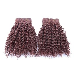 $enCountryForm.capitalKeyWord UK - Hot Sale Popular New Fashion Female Fluffy Small Roll Long Hair Solid Color Real Hair Hair Extension