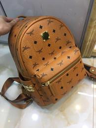 Unisexe classique sac à dos haut de gamme sur mesure designer de luxe concepteur de sac à dos loisirs style école de voyage sac à dos essentiel en Solde