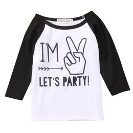 4434a0cc NewborN baby tee shirts online shopping - New Style Fashion Newborn Kids  Baby Boys Clothes Tees