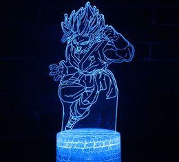$enCountryForm.capitalKeyWord Australia - 3D Lamp Dragon Ball Z Stand Goku Saiya Cartoon Figures Acrylic Night Lights USB LED Table Lamp Touch Control Home 3D Arts Lamp