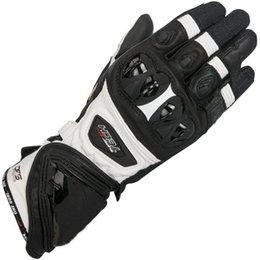 $enCountryForm.capitalKeyWord Australia - 2019 New 4 Colors 100% Genuine Leather SuperTech Motorcycle Long Gloves Racing Driving GP PRO Motorbike Cowhide Original Gloves