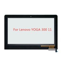 Venta al por mayor de Para Lenovo YOGA 300 11 Reemplazo de vidrio digitalizador táctil Yoga 300-11IBR 300-11IBY 80M0007NGE