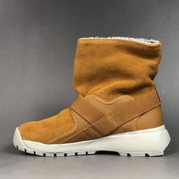 $enCountryForm.capitalKeyWord Australia - Sale Hot Golkana Boots For Women Womens Waterproof Warm Imitation Fur Wheat Deep Brown Triple Black Snow Boots Luxury Designer Casual Shoes