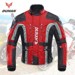 $enCountryForm.capitalKeyWord Australia - DUHAN Motorcycle Jacket Motocross Equipment Gear Men Motorcycle Cold-proof Moto Clothing Oxford Cloth Cotton Underwear