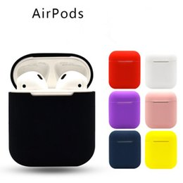 31373639fa1 Case opp paCkage online shopping - New Arrival Silicone Protective Case For Apple  AirPods True Wireless