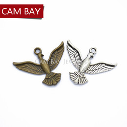 10pcs Alloy metal Tibetan Silver color Imagine charms  EF0088
