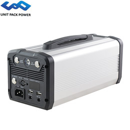 12v portable car battery NZ - UPP 300W 60Ah Lithium Emergency Battery Portable Power Station 222Wh For Camping Outdoor AC Car Solar Recharge 12V Jump Starter