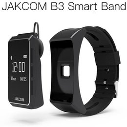 reloj smartwatch inteligente NZ - JAKCOM B3 Smart Watch Hot Sale in Smart Wristbands like snapchat glasses smartwatch 2018 reloj inteligente