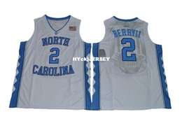 adac10e6f1ce  2 Joel Berry II Jersey North Carolina Tar Heels College Retro Top stitched  embroidery basketball jerseys vest Jerseys NCAA