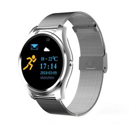 $enCountryForm.capitalKeyWord Australia - MYX8 high end Watch Steel Band Smart Watch Heart Rate Monitor Bluetooth Call Waterproof Fitness Pedometer Sports Business Smart Bracelet car