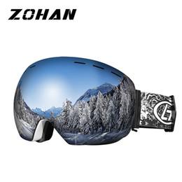 $enCountryForm.capitalKeyWord Australia - Ski Goggles Double Layers UV400 Anti-fog Big spherical Ski Eyewear mirror Mask Glasses Skiing Men Women Snow Snowboard Goggles