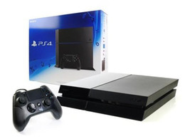 $enCountryForm.capitalKeyWord Australia - Wholesale New Brand Sony Playstation 4 ps4 ps 4 ps3 3 xbox 360 500GB 1TB Slim Console and Extra Crystal Blue Dualshock 4 Wireless Controller