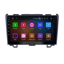 $enCountryForm.capitalKeyWord UK - 9 inch Android 9.0 Car GPS Navi Stereo for 2006-2011 Honda CRV with WIFI Bluetooth Music USB support DAB SWC DVR