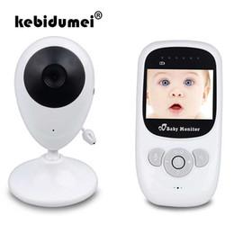 $enCountryForm.capitalKeyWord Australia - kebidumei Wireless Video Baby Monitor 2.4 inch Color Security Camera with Night Vision Newborn Two-way Talk LCD Display Camera