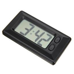 $enCountryForm.capitalKeyWord UK - Portable Table Car Travel Auto LCD Digital Clock Mini Date Time Calendar Digital Clock with Adhesive Pad Electronic