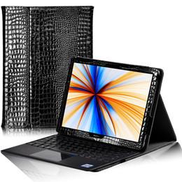 $enCountryForm.capitalKeyWord Australia - 30pcs Luxury PU Leather Case Cover for Huawei Matebook E 12 inch BL-W09 BL-W19 Tablet + Stylus Pen ( it can put keyboard )