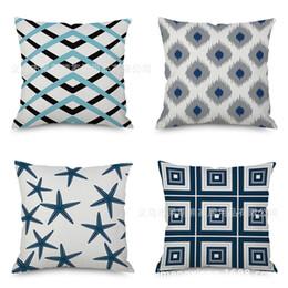 $enCountryForm.capitalKeyWord Australia - Irregular Geometry Flax Embrace Pillow Case Imitate Mabaozhen Automobile Sofa Back Cushion Cushion Bedside Backrest Pillow Factory