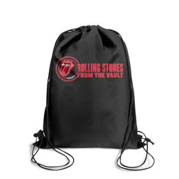 $enCountryForm.capitalKeyWord NZ - Drawstring Sports Backpack The Rolling Stones From The Vaultpopular adjustable sports Pull String Backpack