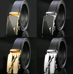 buckle manufacturers NZ - Explosive genuine belts, men's high-grade automatic buckle belt, youth business belts, leisure belt manufacturers direct sales