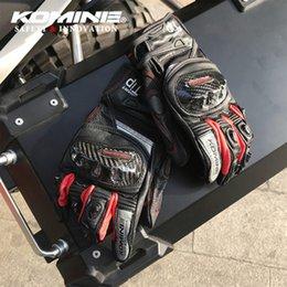 $enCountryForm.capitalKeyWord Australia - New motorcycle Carbon fiber gloves high performance Motocross protective riding gloves sheepskin wear touch screen GK193