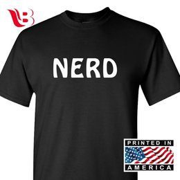 ebd9acfa Funny Science T Shirts Australia - NERD Men's T-SHIRT Funny Geeky Science  Math Nerdy